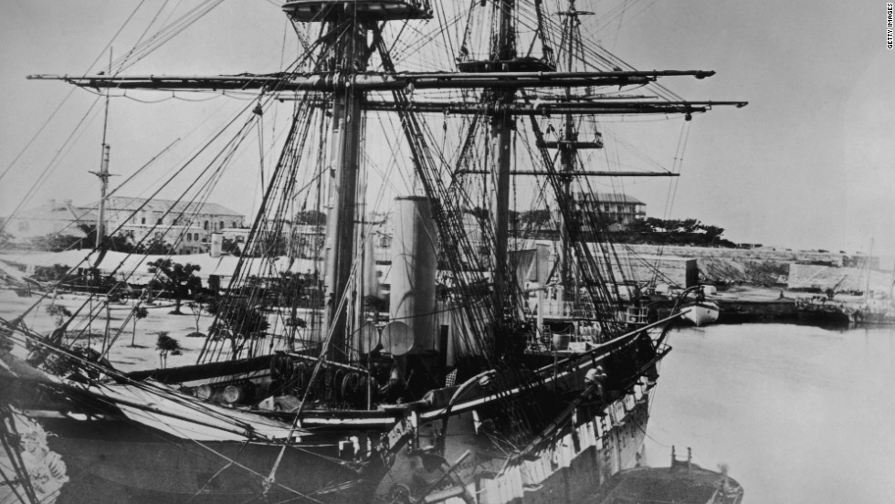 Historic Merchant Ship