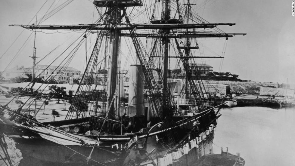 Historic Merchant Ship